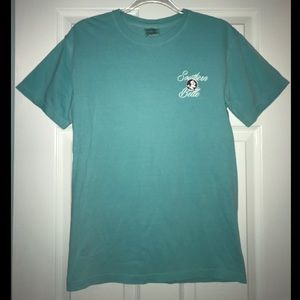 "Florida State University teal ""Southern Belle"" tee"